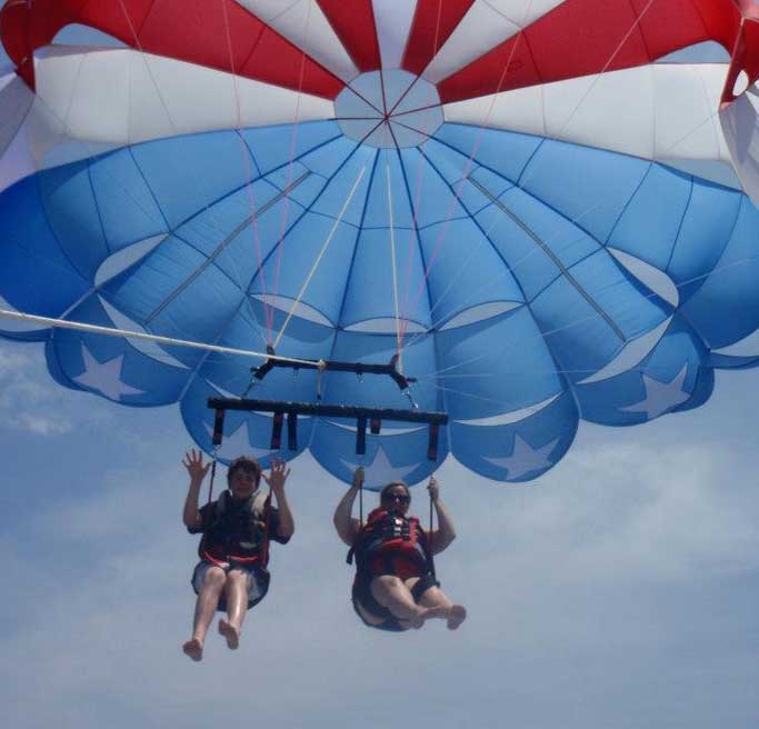 Pirate Parasailing Virginia Beach