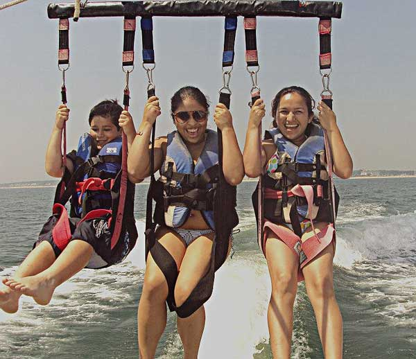 Virginia Beach Parasailing